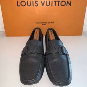 AUTHENTIC LOUIS VUITTON MENS SHOES